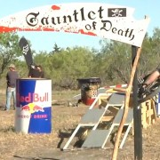 texas toast, gauntlet of death