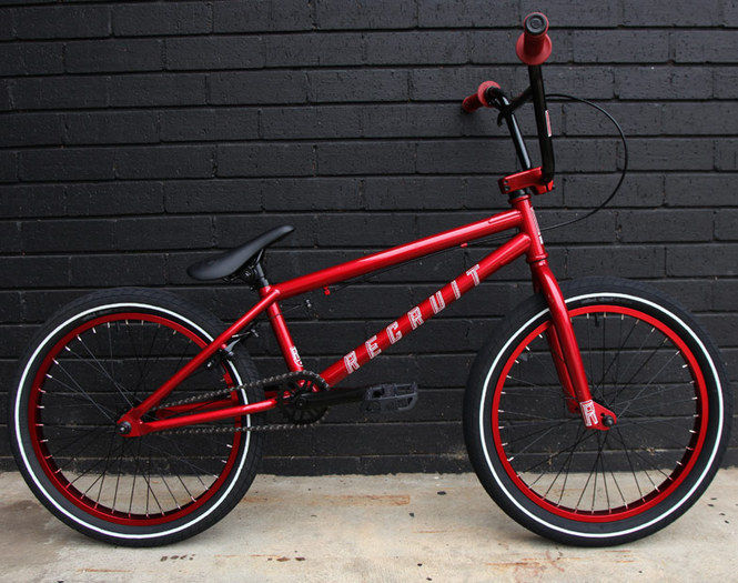 United Bikes 2015 Recruit Jr United Bmx