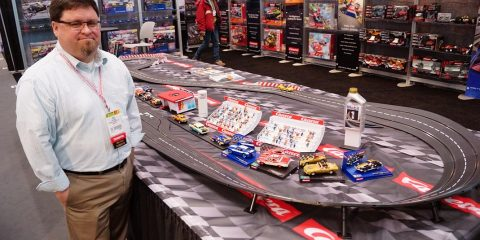 Carrera Slot Cars (1)