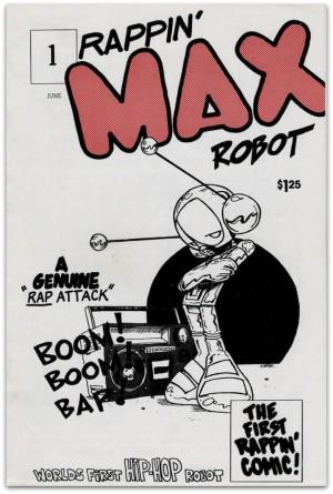 Rappin Max Robot