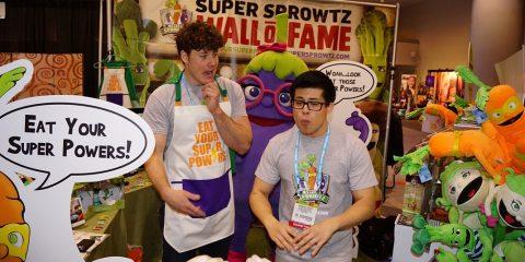 Super Sprowtz, Roger Hansen, Spencer