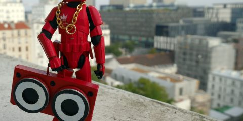 HipHop Trooper 1