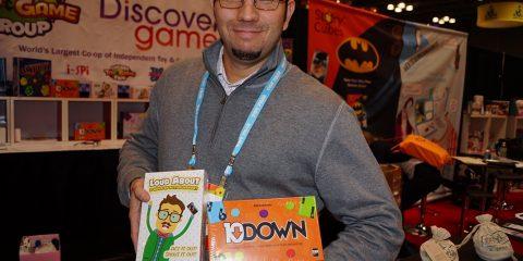Fabio Del Rio, CSE Games