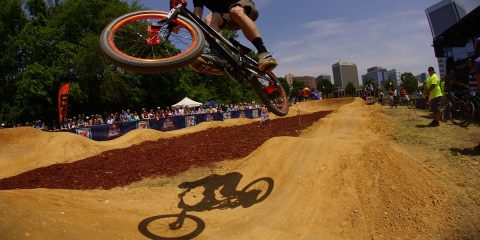 Red bull berm burners