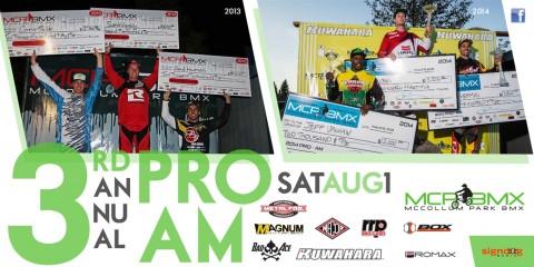 Mccollum Park BMX Pro Am