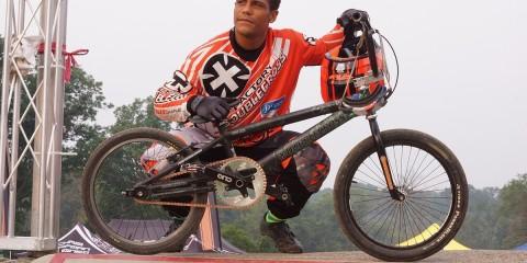 Olijuwon Davis, Doublecross BMX