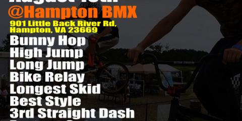 Sugar Cayne Bike Fest Hampton VA