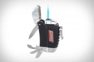 coleman multi tool lighter