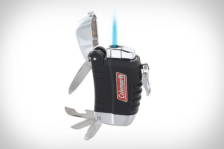coleman multi tool lighter