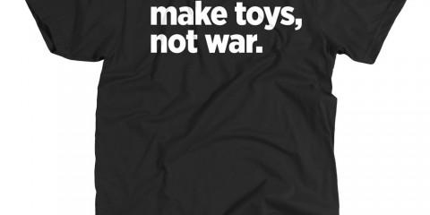 make toys not war
