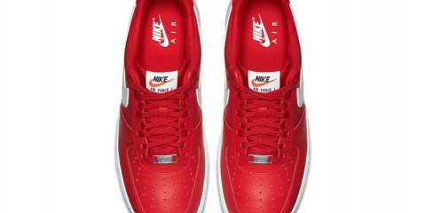 nike-air-force-1-low-university-red 3