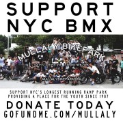 support Mullaly bike park
