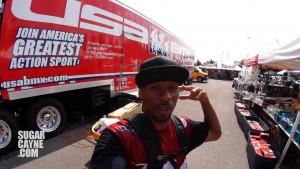 Crazy Al Cayne USA BMX