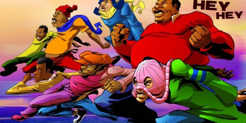 Fat Albert Super Hero