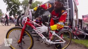 bike check, lamar
