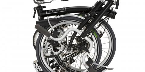 brompton-folding bike