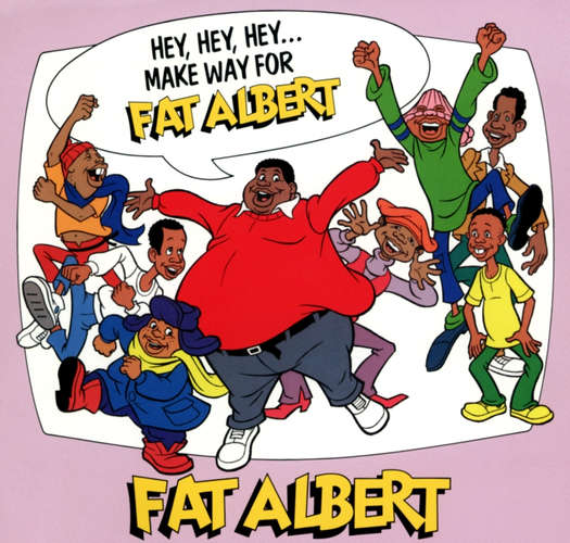 Fat Kid Rapping Fat Albert And Cosby Kids