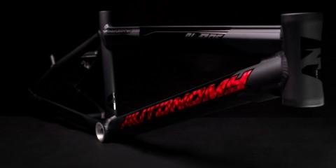 Autonomy bikes black