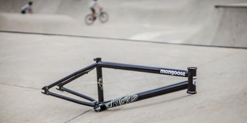 Mongoose La Familia BMX Frame 3