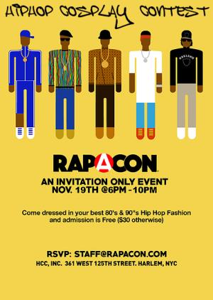 rapacon Cosplay Contest
