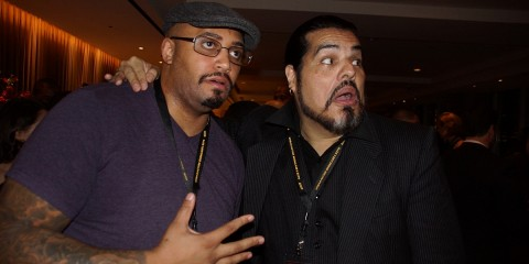 R.Marcos Taylor, Jose Hernandez Jr
