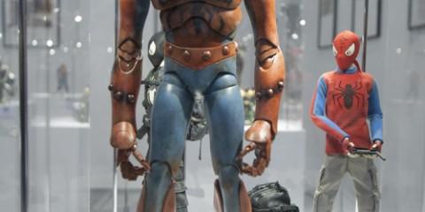 Marvel Comics, 3A Spiderman figures