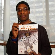 N.Steven Harris, black comic book festival