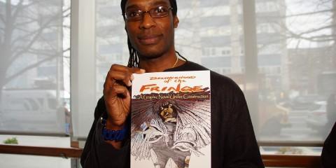 N.Steven Harris, black comic book festival