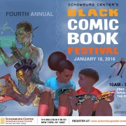 Black Comic Book Festival Jan 16