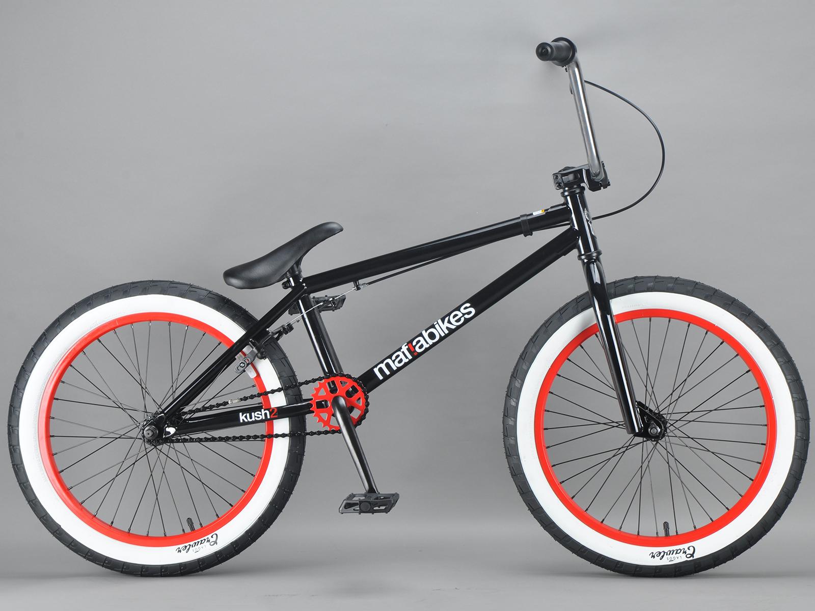 Mafia Bikes Kush Compete Bmx Bike Sugar Cayne