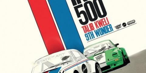 indie 500, talib kweli, 9th wonder