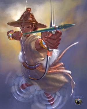 MSHINDO archer
