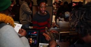 Regine Sawyer, 4th Annual Black comic Book day
