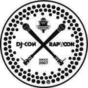 Rapacon DJCon Badge
