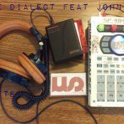 purple dialect, cassette
