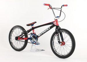 Nic Long custom Olympic BMX Bike