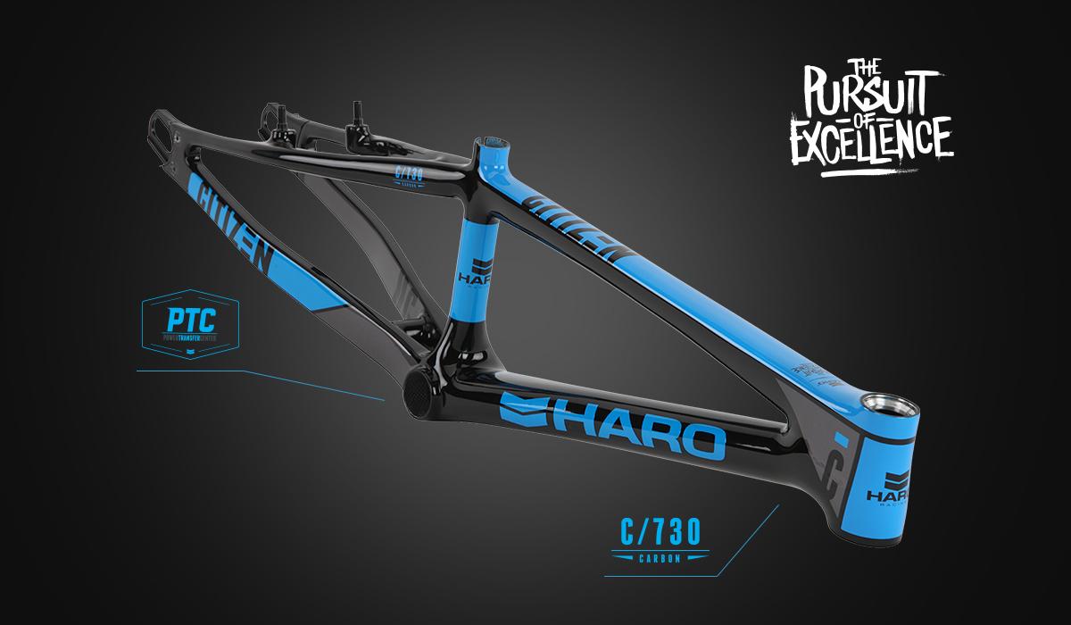 2016 Haro Citizen Carbon BMX Race Frame