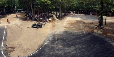 Shoreham BMX Track Rebuild