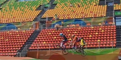 brooke crain olympic practice
