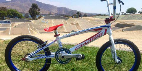 connor fields olympic bmx bike