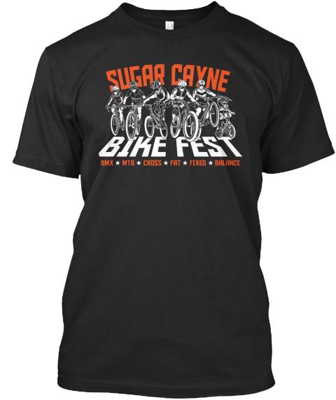 Sugar Cayne Bike Fest Tshirt