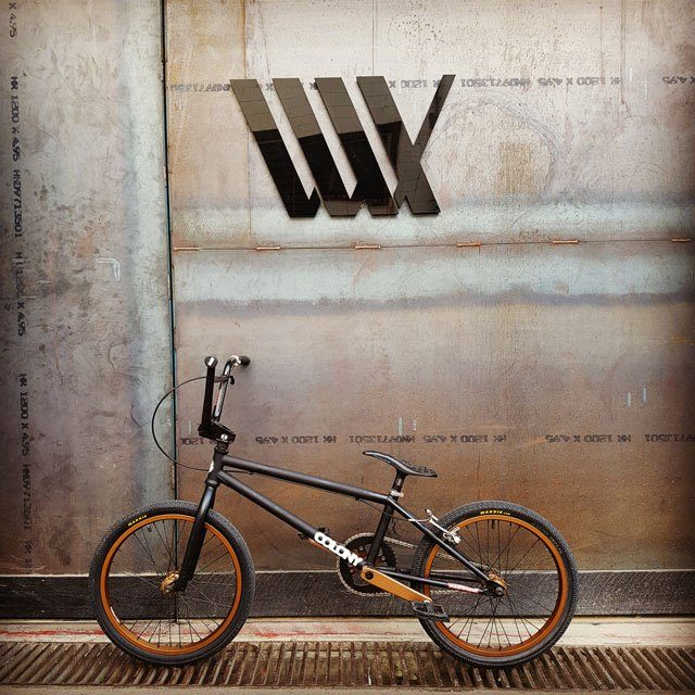 Colony Makes Their First Chromoly Bmx Racing Bike Gti Mk1