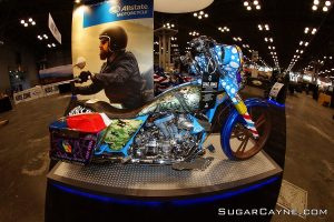 gieco, international motorcycle show