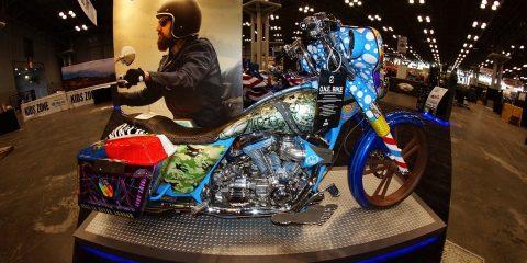 gieco, international motorcycle show