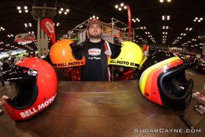 luke brady, Bell Helmets, moto-3