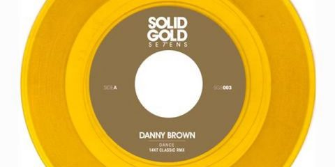 14kt dance remix, danny brown