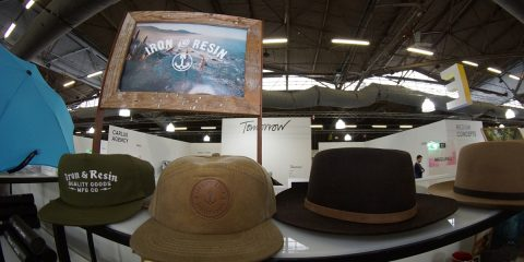 hats, iron and resin, capsule nyc