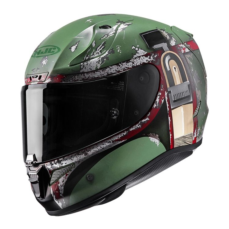 hjc helmets marvel and star wars collaboration lines sugar cayne. Black Bedroom Furniture Sets. Home Design Ideas