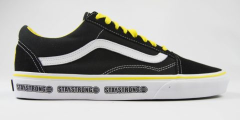 vans stay strong side