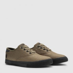 Chrome Truk Sneakers side